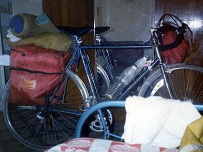 Thu, 10 Jul 1986: Cycle to Portugal, Heulva