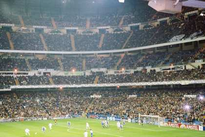 Real Madrid v Porto