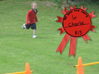 Fri, 3 Nov 2006: New Zealand, Spring, Charlie's Cross County Race