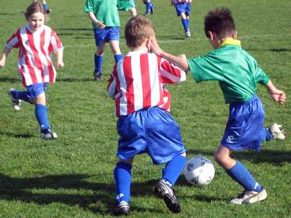 2 - 3 Sep 2006: New Zealand, Spring, End of Season Soccer Tournaments