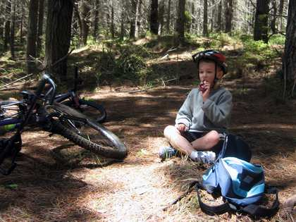 Sun, 19 Nov 2006: New Zealand, Spring, Mountain Biking