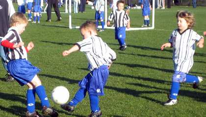 24 - 29 Jul 2006: New Zealand, Winter, East Coast Bays Football Club