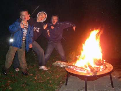 Wed, 5 Nov 2008: Winter, Bonfire Night