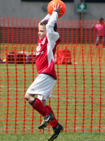 Sat, 16 May 2009: Spring, Thatcham Tornadoes 6-a-side
