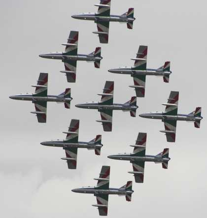 Sun, 19 Jul 2009: Summer, Fairford Air Tattoo