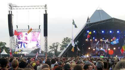 25 - 28 Jun 2009: Summer, Glastonbury