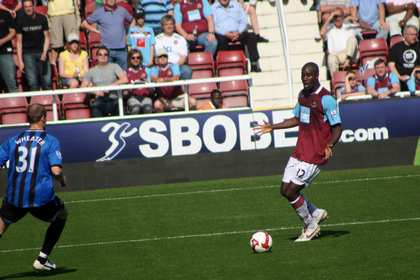Sun, 24 May 2009: Summer, West Ham 2 Middlesborough 1