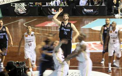 Fri, 29 Apr 2011: NZ Breakers NBL Grand Final