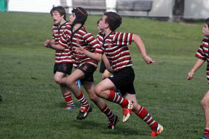 Sat, 25 Aug 2012: Victorious Rugby season, Final v Mahurangi