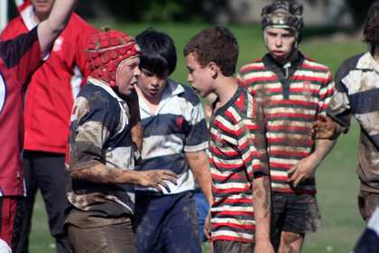 Sat, 4 Aug 2012: Victorious Rugby season